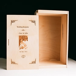 Wedding Commemorative Box